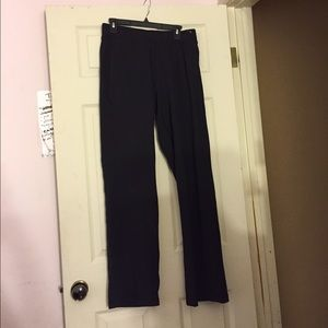 Lululemon Men's Black Sweatpants!