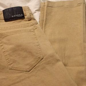 Ikks Other - Kayden K California men's jeans 38 32 tan