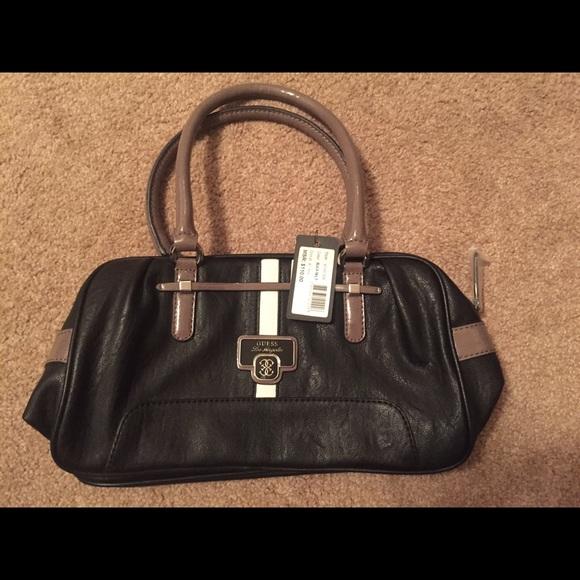 cbf0d33309 Guess Handbags - flash sale‼ ‼ Guess Atoka black purse ...