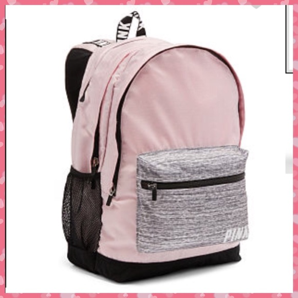 PINK Victoria s Secret Bags   Victorias Secret Pink Campus Backpack ... 8d26955f7f