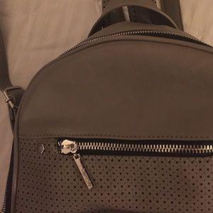 Kensie Handbags - NWOT Kensie Perforated Faux Leather Backpack