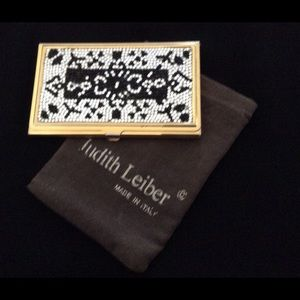 Judith Leiber Accessories - Vintage Judith Leiber Business Card Holder/Case