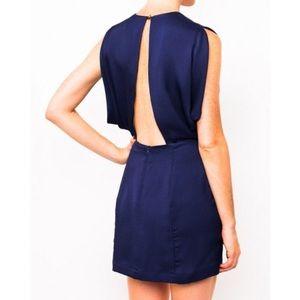 Wren Dresses & Skirts - NWOT WREN Navy Kimono Dress, Size XS