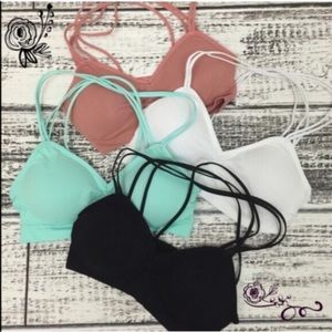 1 HR SALEThe ATHENA bralette - 2 colors