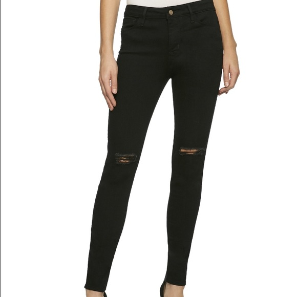 Sanctuary Denim - NWT Sanctuary Denim Robbie High Skinny distressed