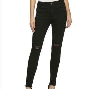NWT Sanctuary Denim Robbie High Skinny distressed
