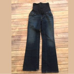 A pea in the pod bootcut jeans size Xs petite