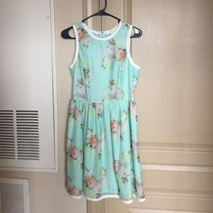 Piperlime Collection Floral Dress