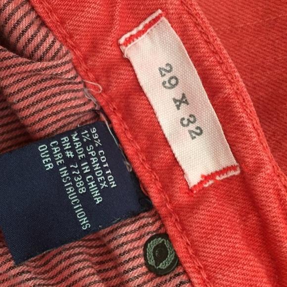 Madewell Jeans - Madewell Coral Skinny Jeans | Skinny Skinny