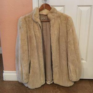 Monk light beige jacket