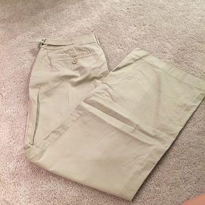 LOFT Pants - Tan LOFT Pants - Julie Fit