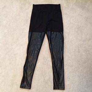 Asos front-paneled leggings