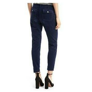 Pants - Skinny Ankle Utility Corduroy Pants