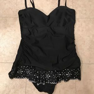Cute one piece bathing suit from JcPenney