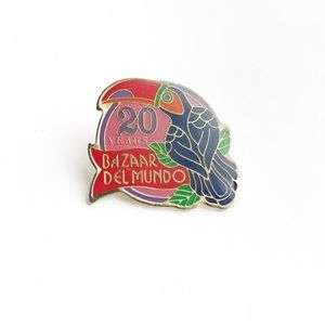 Vintage Accessories - '90 Old Town San Diego Enamel Pin