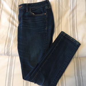 Anthropologie Pilcro and the Letter Press Jeans