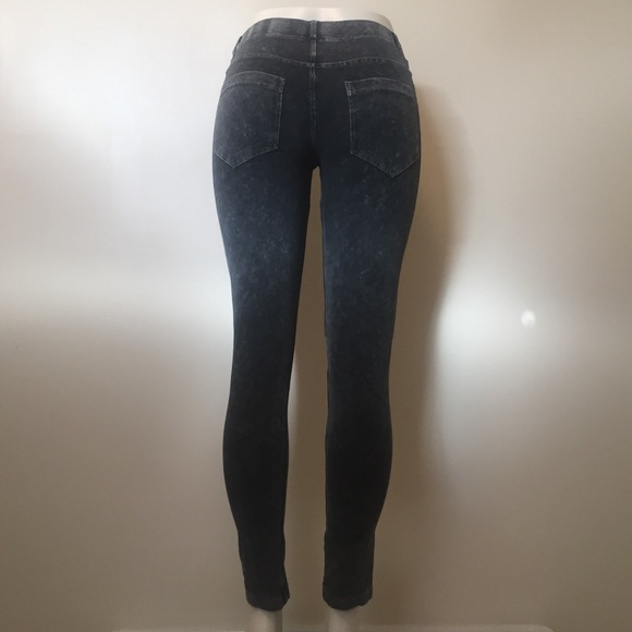 Eco Yoga Faux Jeans Yoga Pants