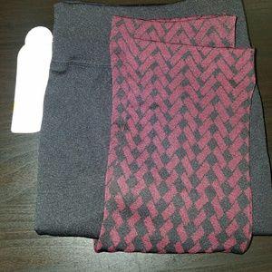 Pants - Plus size leggings 1x 2x