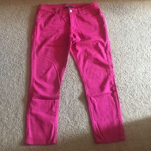 New York & Company ankle jeans