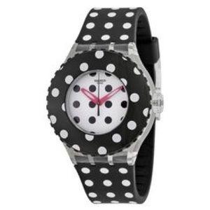 Swatch Accessories - Dot Print Swatch Watch
