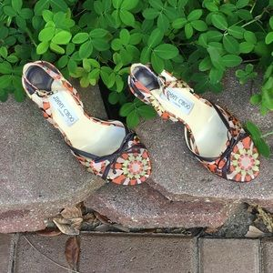 Jimmy Choo Sandals heels