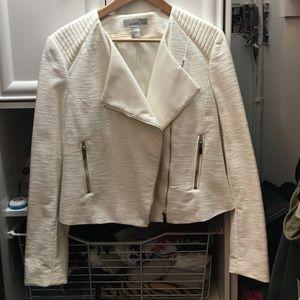 H&M Moto Tweed Blazer