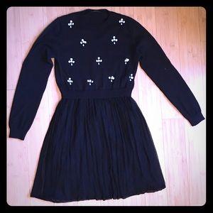 Miss Blumarine Other - Knit Embellished Dress from Miss Bluemarine