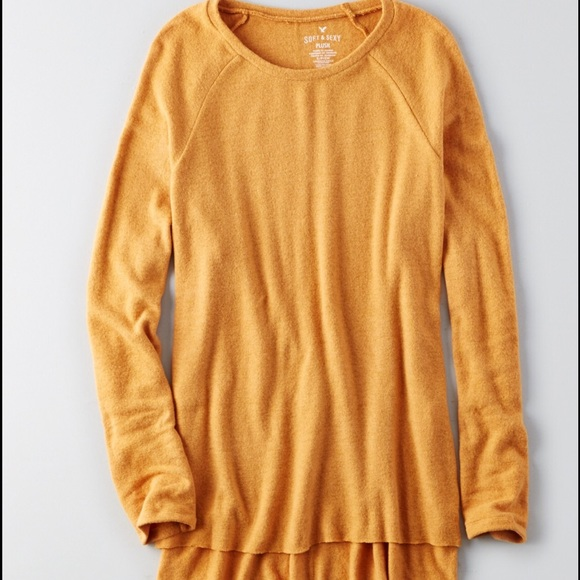 11370244fd American Eagle Outfitters Sweaters - AEO Soft and Sexy Plush Crew