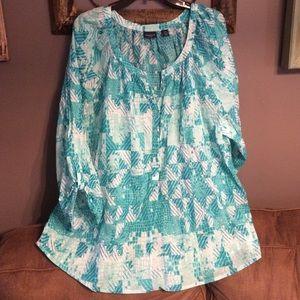 Westbound cotton blouse