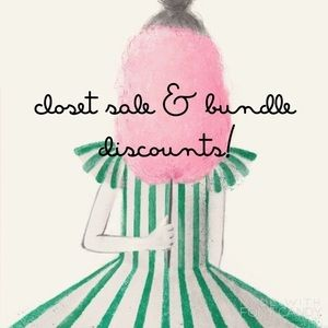 👀 CLOSET SALE! 👀