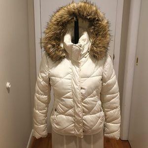 Off white removable hod zara jacket