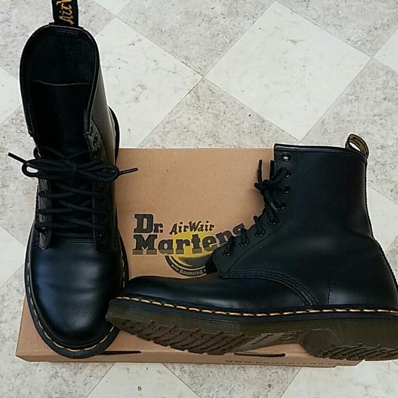edf51e1f921 Dr. Martens Shoes | Dr Martens 1460 Black Boots Like New | Poshmark