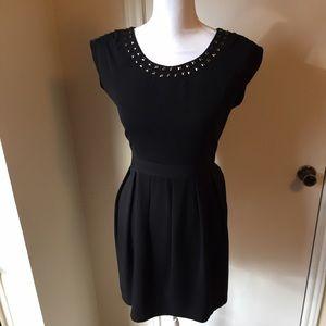 Twenty one Dresses & Skirts - Twenty one BLACK Studded Dress