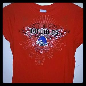 Creative Apperal Tops - *Boise State Tee*