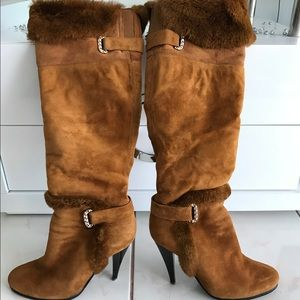 Shoes - 🎄Great over the knee boots 💼