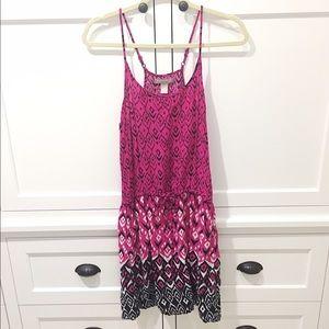 Banana Republic Dresses & Skirts - Pink tribal Banana Republic dress