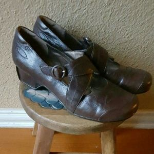 Josef Seibel Shoes - Josef Seibel cross srap oxford