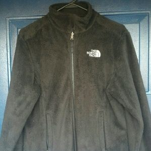 North Face Fleece Jacket, size Small!