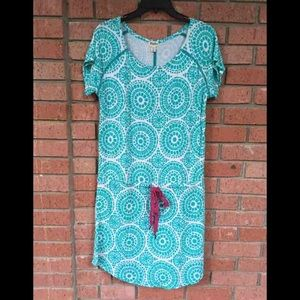 Hatley Dresses & Skirts - Blue sun dress