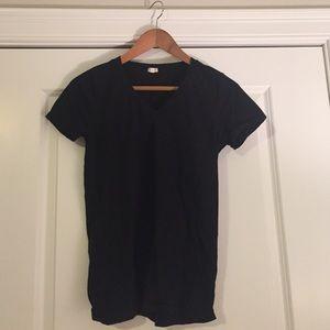JCrew Black T-Shirt