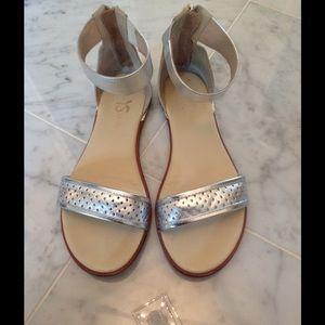 Yosi Samra Shoes - Yosi Samara Neutral Sandals