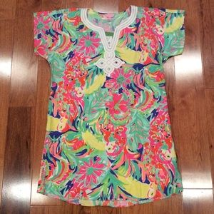 NWT Lilly Pulitzer Harlow Tunic Dress 