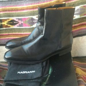 Magnanni Other - NIB Magnanni Boots, size 14D! Made in Spain!