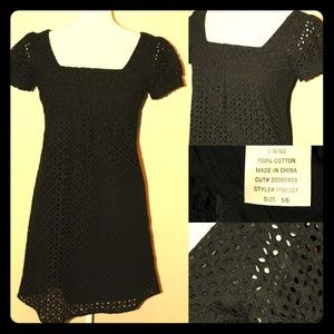 B Darlin Dresses & Skirts - 🐔 B. DARLING Black Baby Doll Dress