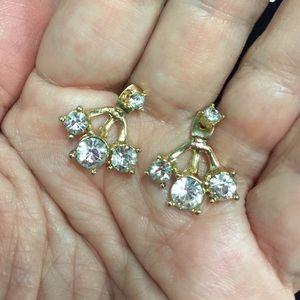 Jewelry - Dainty Crystal Earrings