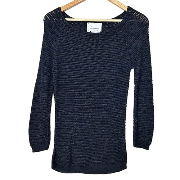 Urban Outfitters Sweaters Coincidence Chance Black Womens Sweater