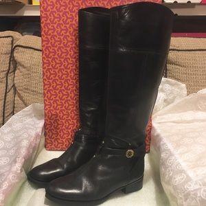 Tory Burch Shoes - Tory Burch Brita Riding Boots