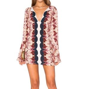 FREE PEOPLE OSSIE VIBES TUNIC