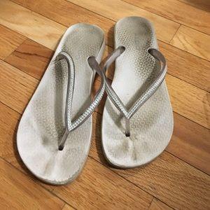 Image result for dirty flip flops