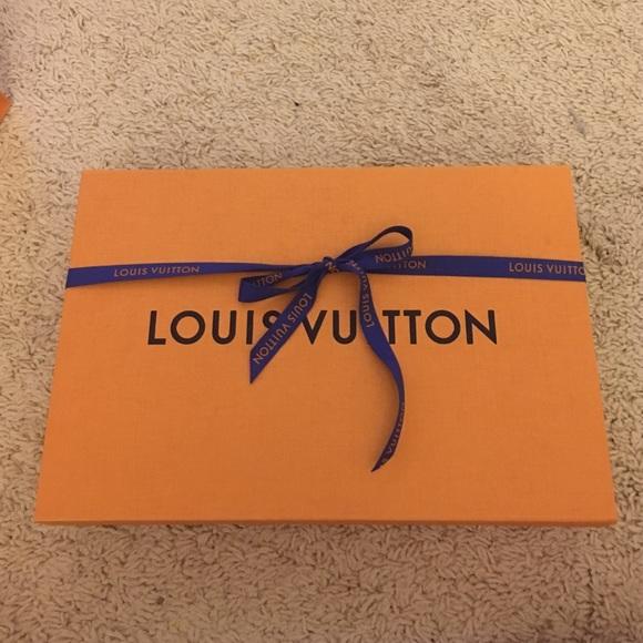 Louis Vuitton - ✨Louis Vuitton gift box ✨ from Sue's closet on ...